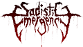 Bandlogo von Sadistic Emergency